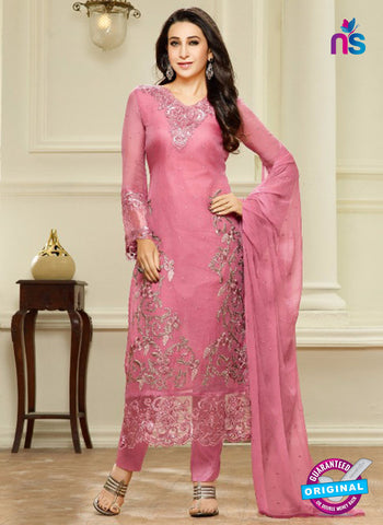 MF 67013 Pink Party Wear Suit