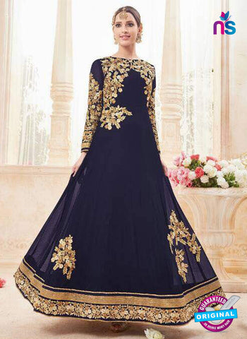 Moonlight 7005 Blue Anarkali Suit