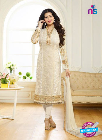 AZ 4038 Beige Brasso Party Wear Suit