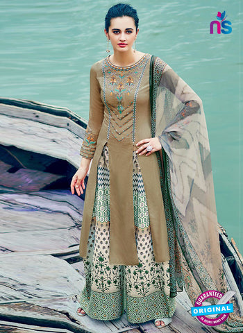 Heer 7008 Beige Formal Suit