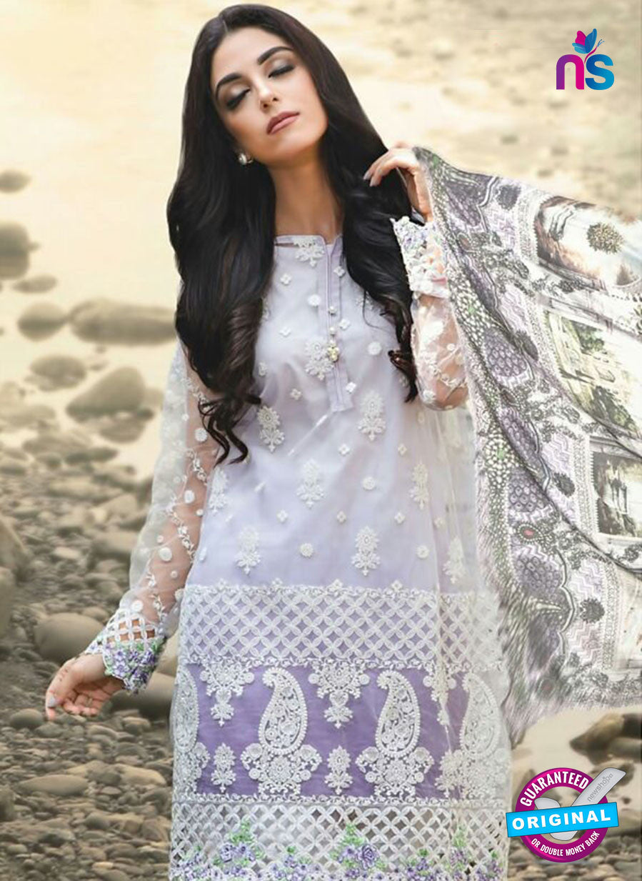 SC 13862 Purple Glace Cotton Designer Fancy Exclusive Suit