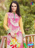 SC 13242 Multicolor Printed Pure Lawn Straight Pakistani Suit