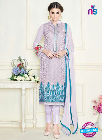 Simaya 743 Purple Party Wear Suit