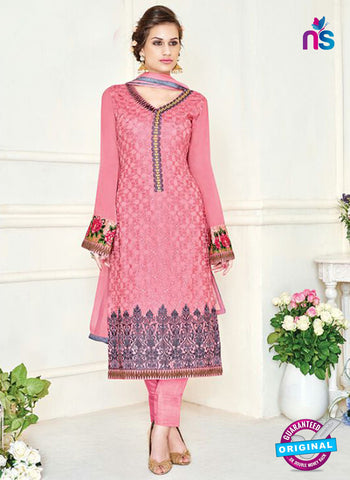 Simaya 746 Pink Party Wear Suit