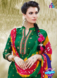 SC 13567 Green Designer Fancy Traditional Salwar Patiala Suit