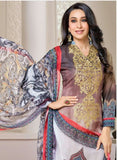 MF 77012 Multi Color Cotton Designer Suit