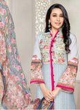 MF 77014 Multi Color Cotton Designer Suit