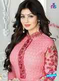 Avon 791 Pink Georgette Party Wear Suit - Salwar Suits - NEW SHOP