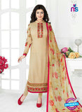 Avon 792 Brown Georgette Party Wear Suit Online
