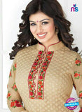Avon 792 Brown Georgette Party Wear Suit - Salwar Suits - NEW SHOP