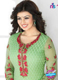 Avon 793 Green Georgette Party Wear Suit - Salwar Suits - NEW SHOP