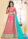 SC 13629 Pink Designer Fancy Exclusive Ethnic Wedding Wear Lehenga Choli