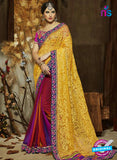 SC 14278 Multicolor Georgette Party Wear Saree