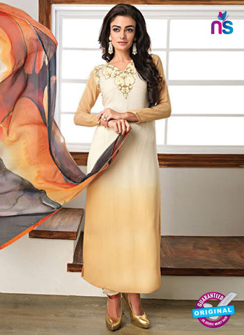 Karma 810 Beige Formal Suit