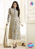 LT 83001  Beige Color Georgette Designer Suit