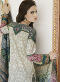 TM 9006  Multi Color Satin Cotton Designer Suit