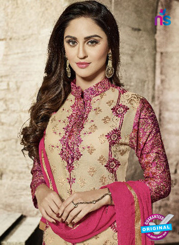 Vardan 9009 Beige Party Wear Suit