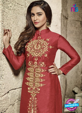 Vardan 9011 Red Party Wear Suit