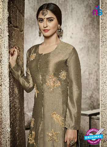 Vardan 9012 Grey Party Wear Suit