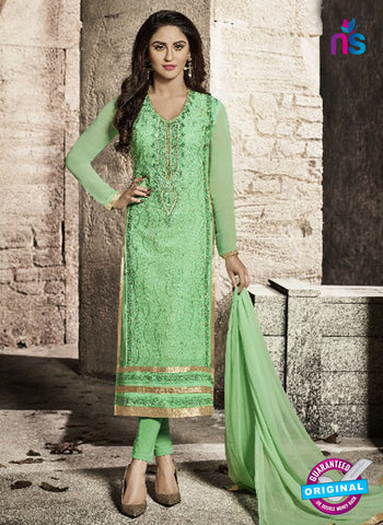 Vardan 9013 Green Party Wear Suit