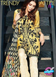 SC 13692 Yellow Designer Function Wear Fancy Exclusive Salwar Suit