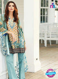 SC 13690 Multicolor and Sky Blue Designer Function Wear Fancy Exclusive Salwar Suit