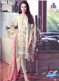 SC 13305 Beige and Pink Georgette Embroidered  Desinger Suit