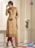 Vivek 905 Brown and Red Color Georgette Designer Straight Suit