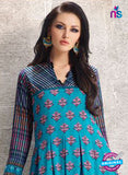 AZ 3883 Sky Blue Georgette Pakistani Suit