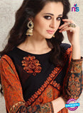 Amara 9079 Orange Georgette Pakistani Suit Online