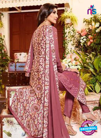 Karma 9098 Light Maroon Georgette Party Wear Suit online