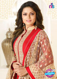 LT 91010 Red Georgette Exclusive Function Wear Designer Suit Online