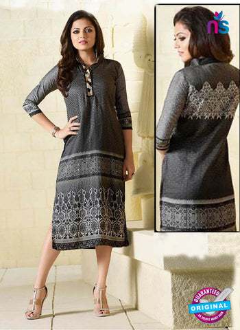 LT 913 Grey Party Wear Kurti