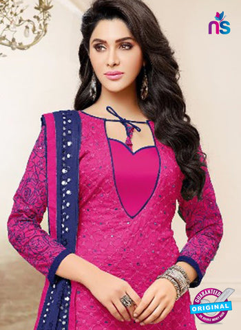 SC 42241 Magenta Formal Cotton Suit