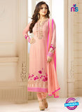 LT 94002 Pink Georgette Party Wear Suit