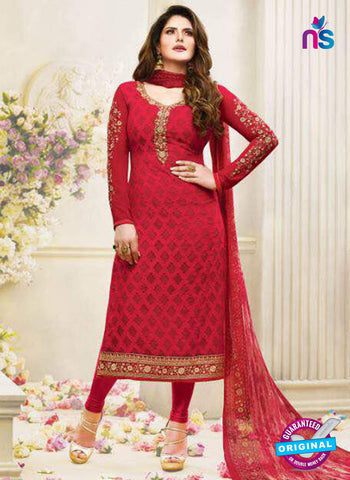 Avon 947 Red Party Wear Suit