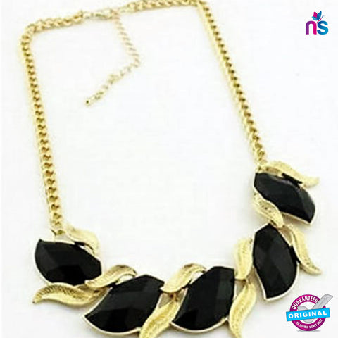 109 Exclusive Fashion Leaves Chain Necklace