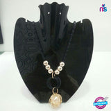111 Exclusive Fashion Crystal Pendant Necklace