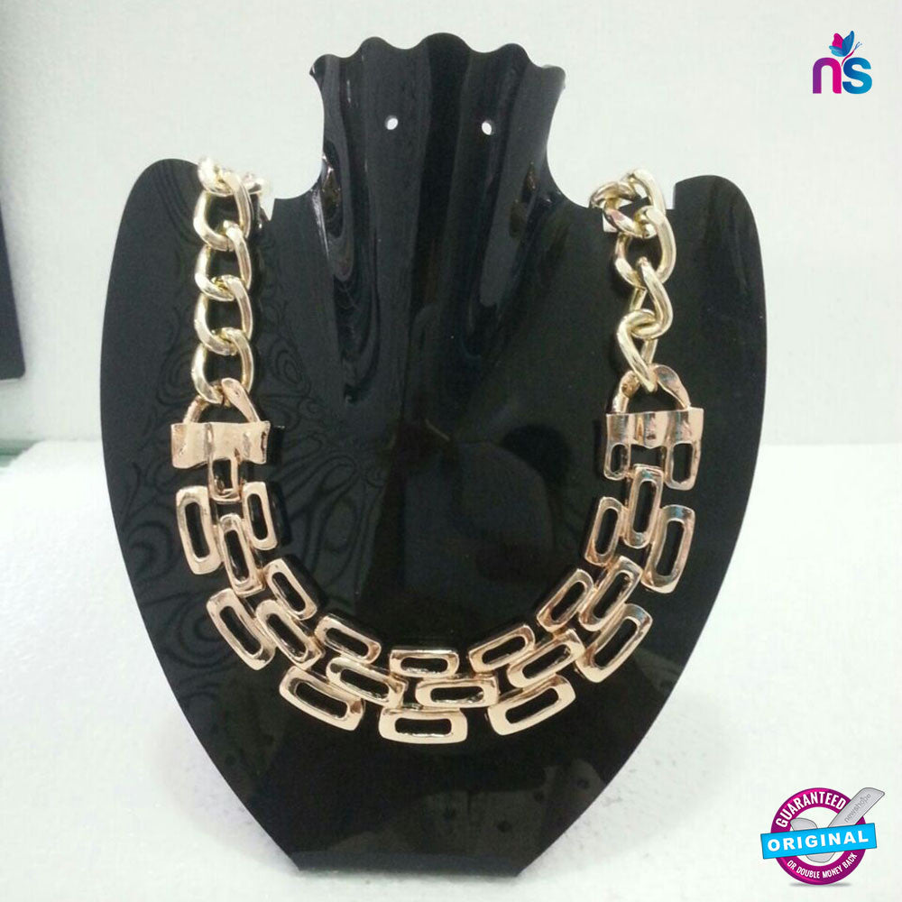 113 Exclusive Fashion Heavy Chain Necklace