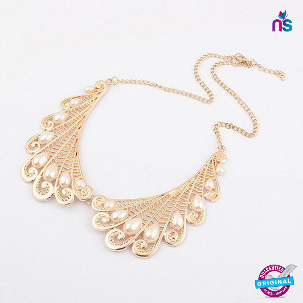 114 Exclusive Fashion Party Chunky Luxury Statement Necklace