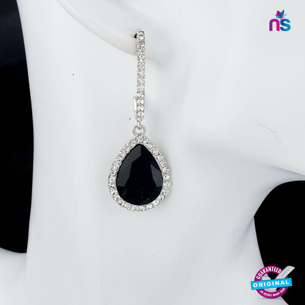 130 Exclusive Fashion Long Crystal Earrings