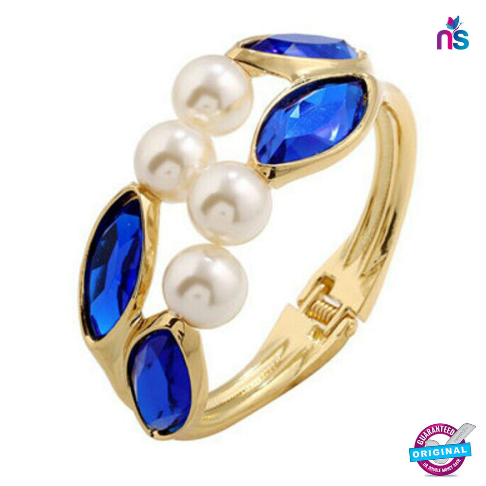 160 Exclusive Fashion Bracelet in Blue Colour - Jewellery - NEW SHOP