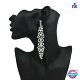 177 Exclusive Fashion Crystal Rhinestone Party Wear Earrings
