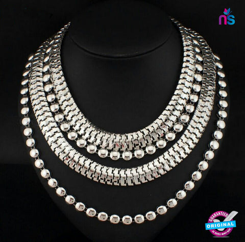 183 Exclusive Fashion Metal Chain Jewellery Necklace