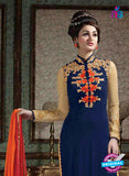 Arihant 7008 Blue Faux Georgette Party Wear Suit Online
