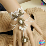 213 Exclusive Fashion Jewellery Palm Bracelet Ring - Jewellery - NEW SHOP
