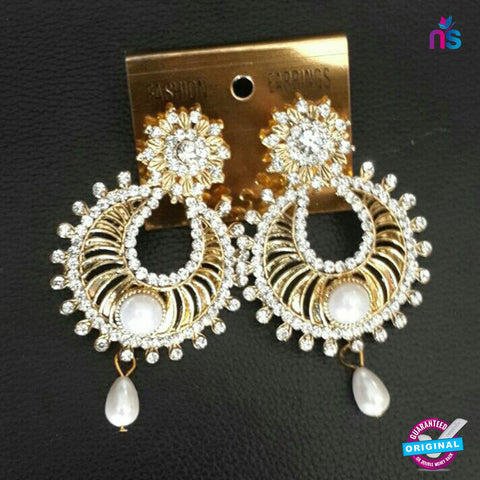 207 Exclusive Fashion Traditional Gold Plated Earring - Jewellery - NEW SHOP