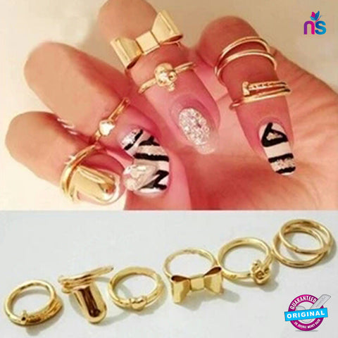 214 Exclusive Fashion Jewellery Knuckle Rings - Jewellery - NEW SHOP