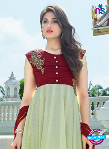 SC 14303 Multicolor Lawn Cotton Indo Western Suit