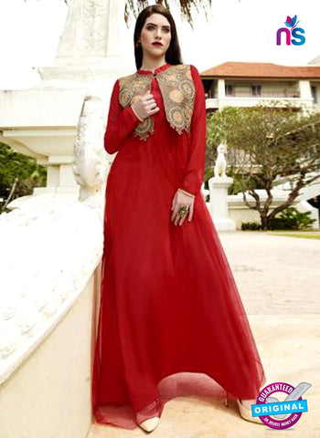 Eternal 367 Red Designer Party Wear Tunic